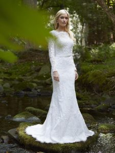 lace wedding gown dress robert bullock