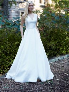 wedding dress gown robert bullock bride